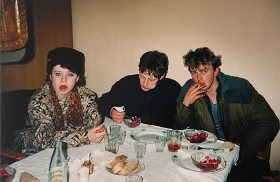 Bertien van Manen, 'Eva, Sasha and Alosha'. Shachunia, 1993