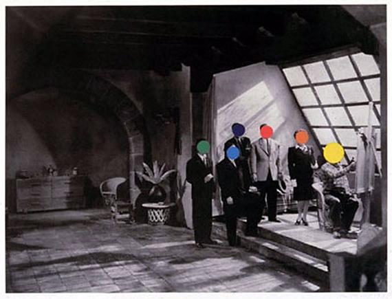 John Baldessari Studio1988Lithograph, silkscreenEdition of 15030 1/2