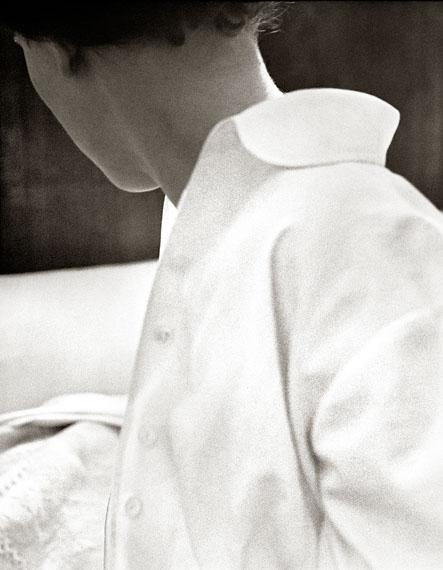 © René Groebli, The Eye of Love, White blouse, no. 510, Paris, 1952