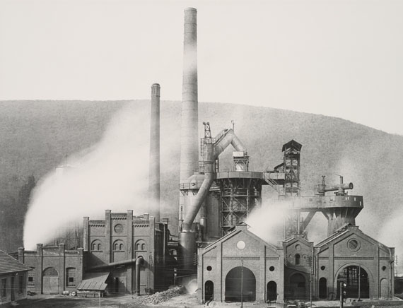 Peter Weller: Marienhütte bei Eiserfeld/Sieg, 1909-1914Courtesy Die Photographische Sammlung/SK Stiftung Kultur, Köln in Zusammenarbeit mit dem Siegerländer Heimat- und Geschichtsverein e. V.
