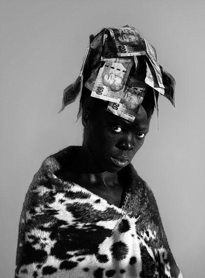 Zanele Muholi: Somnyama Ngonyama, 1. Nomalandi Wenda I, Parktown, 2016Silver gelatin print, Courtesy of the artist and Stevenson Cape Town, Johannesburg