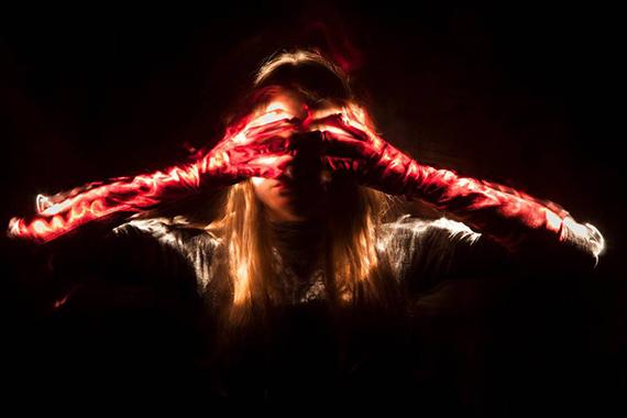 Blinde Fotograf*innen