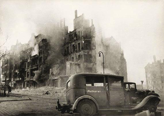Echo des Krieges. Fotografien aus dem Zweiten Weltkrieg