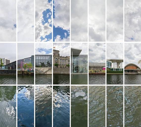 SPREE-CUTS. Porträt einer Stadt_Fluss_Landschaft