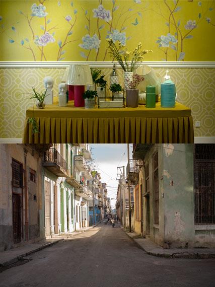 Sabine Wild L1002876 Chengdu, 2019 / L1002876 Havanna, 201459,4 x 42 cm, Pigmentdruck auf Hahnemühle-Photorag, Edition 5 + 1 Artist Print© VG Bildkunst 2020