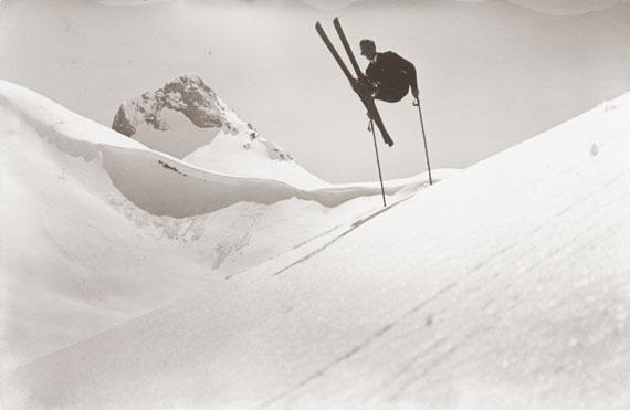 Pioniere der Skifotografie