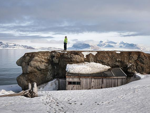 From the series Arctic Zero © Paolo Verzone / Agence VU'