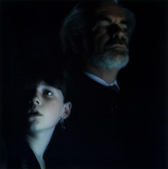 Bill Henson, from Paris Opera Project 1991.type C photograph 124 x 124cm. © Bill Henson