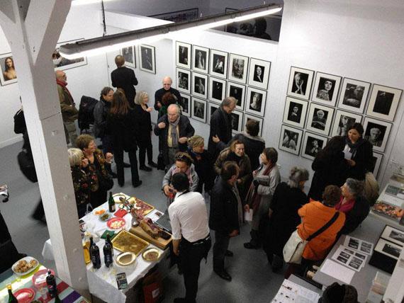 Vernissage Philippe Vermès - Portraits et Icônes