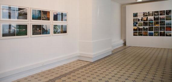 Room 2 - Jari Silomäki's exhibition © Céline Michel