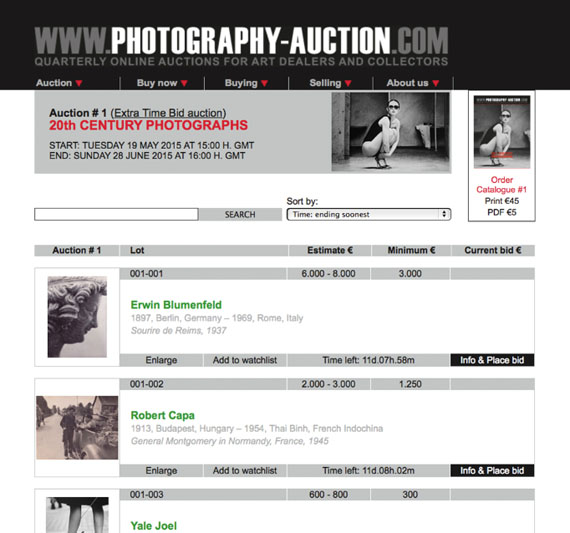 photography-auction.com