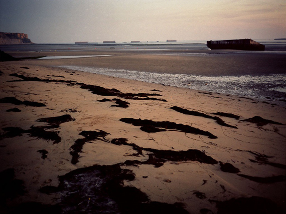 Normandie, Le Rivages du Débarquement