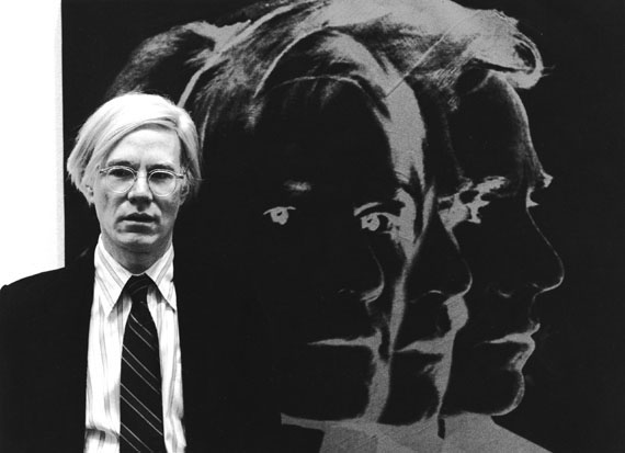 © Kurt Wyss, Andy Warhol, Zürich 1978Courtesy Johanna Breede PHOTOKUNST