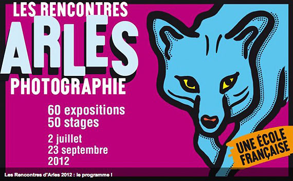 Rencontres d'Arles, Discovery Award 2012