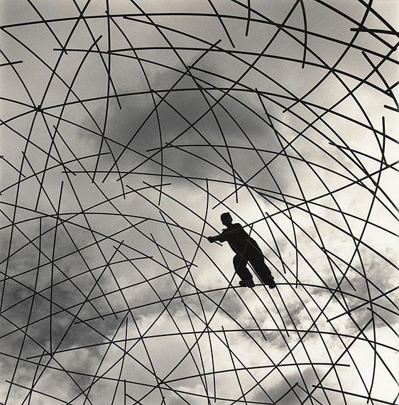 Hiroshi Watanabe: El Arbolito Park, Quito, Ecuador, 2005, gelatin silver print