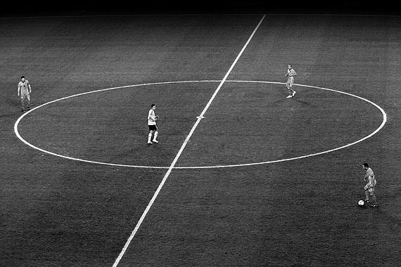 Unter Spielern. Die Nationalmannschaft