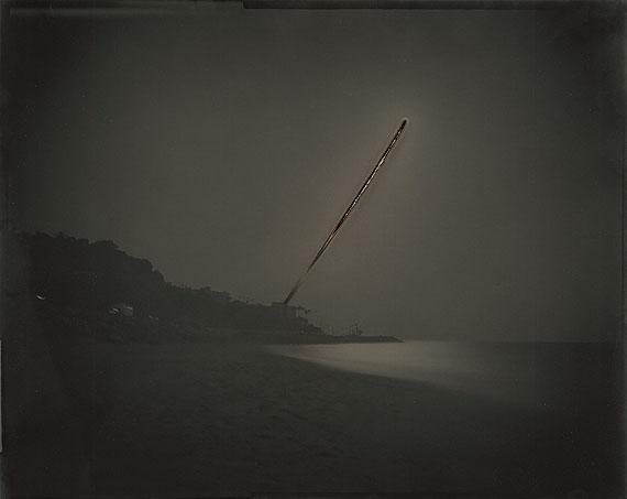 Chris McCaw: Sunburned GSP#225 (Pacific Ocean/LA), 2008, 16