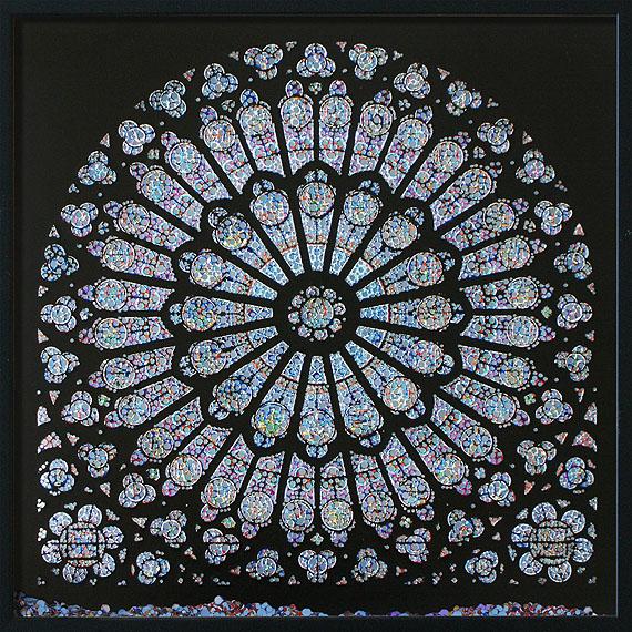Miguel Rothschild, Kathedrale Notre-Dame, Paris, 2011, Aus der Serie: Offenbarung