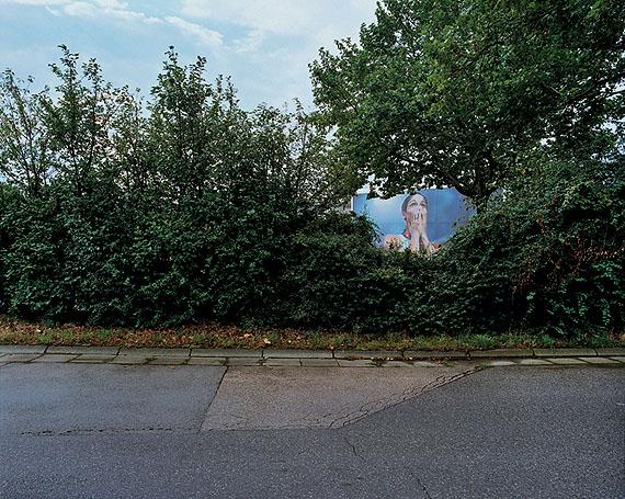 Max Regenberg: Lichtung #2005, L.B. System Köln© MaxRegenberg/VG Bild-Kunst, Bonn 2013; Courtesy Galerie Thomas Zander, Köln