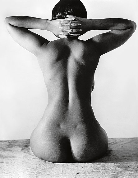 Nude / Akt, 1939© Imogen Cunningham Trust