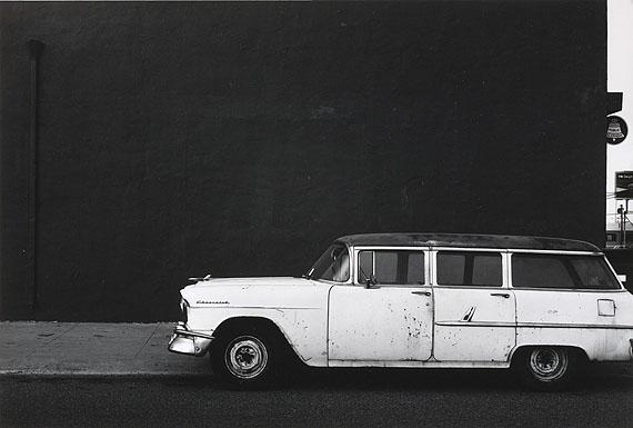 Lewis BaltzSanta Cruz (B), 1970aus der Serie The Prototype WorksAlbertina, Wien - Erworben mit Unterstützung der Kunstsektion des Bundes (Galerienförderung)