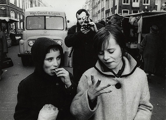 Johan van der Keuken: still form Beppie, 1965, 16mm, b/w, sound, © VPRO (Nederland)