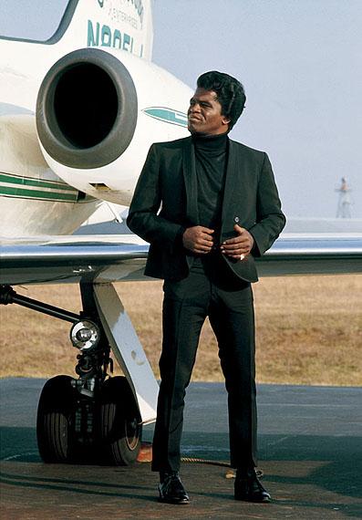 James Brown, Los Angeles, United-States, april 1967 © Jean-Marie Périer - courtesy Polka Galerie