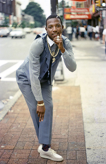 from the series '1980′s', 'Untitled', © Jamel Shabazz