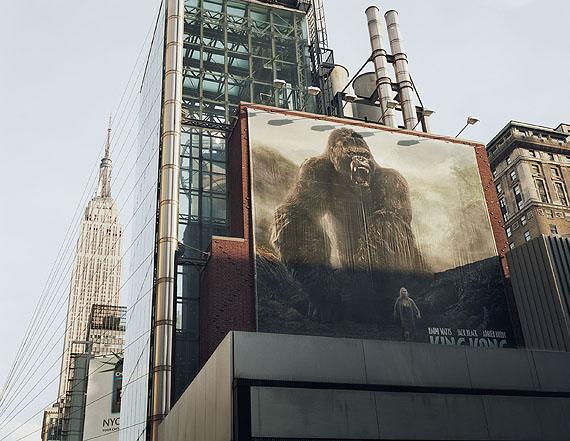Manhattan Picture WorldsKing Kong, 2006Farbfotografie150 x 194 cm© Thomas Wrede / VG Bild-Kunst, Bonn