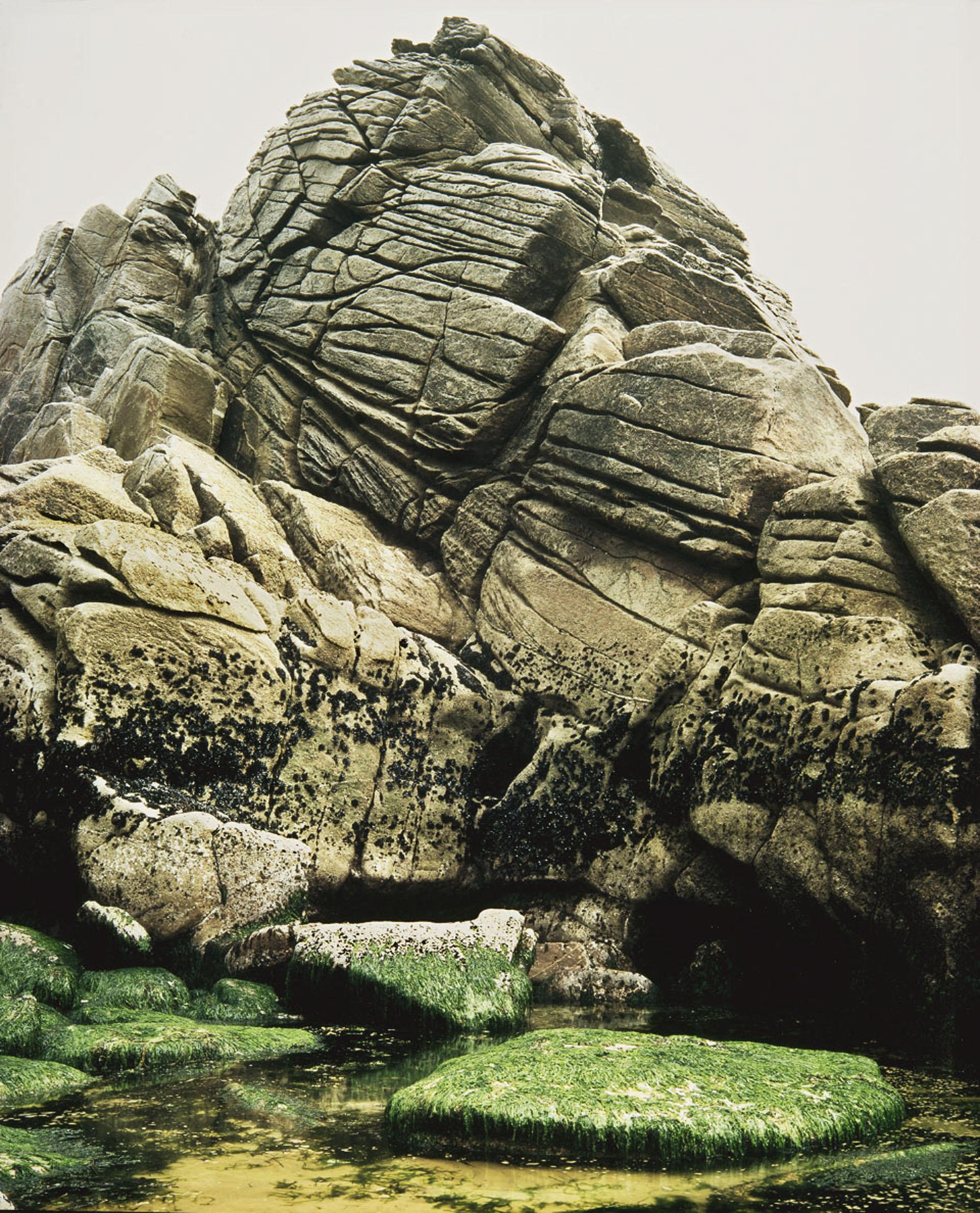 Niggi Messerli: Bretagne 1974, 4/5 Inch Ektachrome