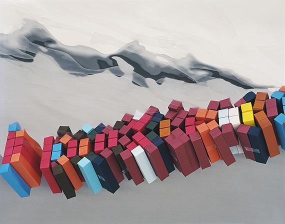 Heather Rasmussen, Untitled (Containeryard, Liverpool, UK, January 13, 2004, flipped), 2012