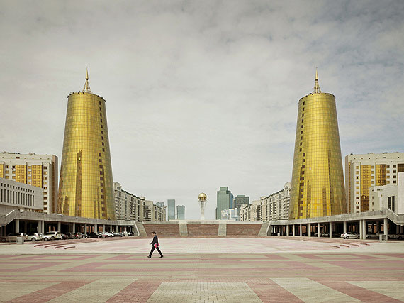 Frank Herfort: Ministry Buildings, Astana, 2004/2012
