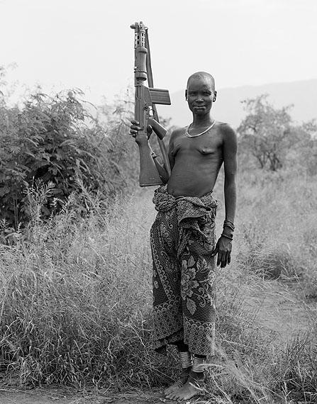 Winfried BullingerPorträt, aus der Serie Nomaden, 2009Courtesy Winfried Bullinger