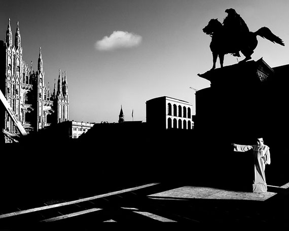 Gabriele Croppi: Milano#01, Canson Baryt Photographique, Limited Edition of 9, 100 x 80 cm