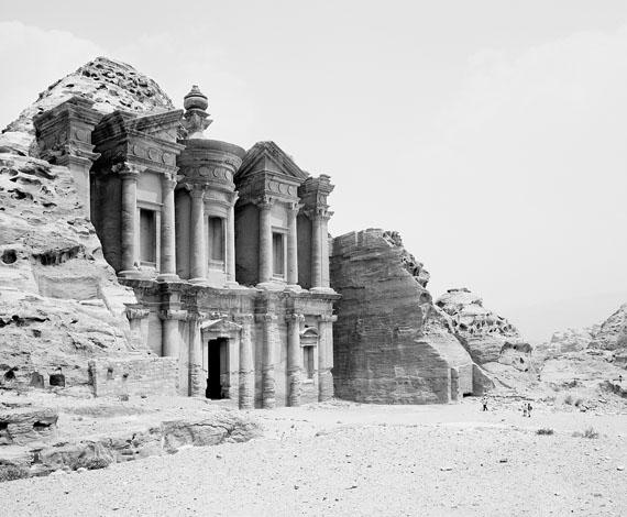 Paolo Morello: Petra, Al-Deir (The Monastery)