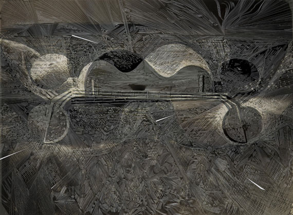 Electric Guitar, 2013© Sebastiaan Bremer, Courtesy Edwynn Houk Gallery