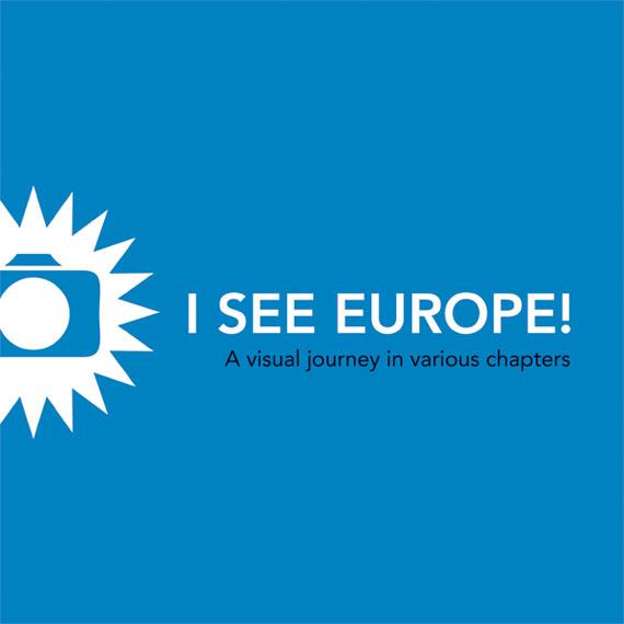 I see Europe !