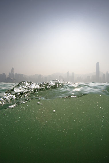 ANDREAS MÜLLER-POHLE, Kowloon, Tsim Sha Tsui, 2009 