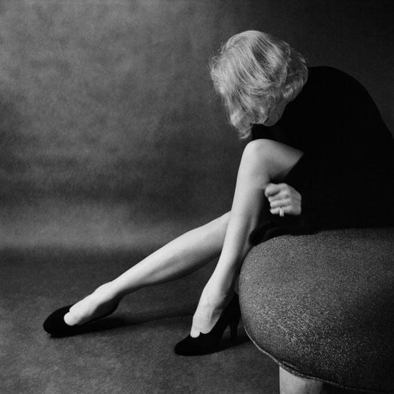 Marlene Dietrich, 1952 © Milton H. Greene