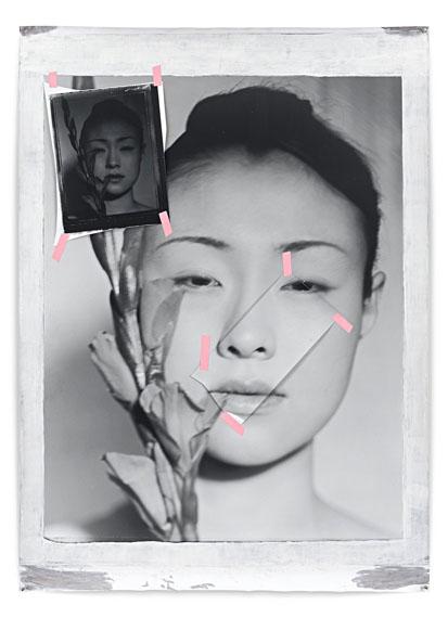 """Jeff Cowen: """"Yuki"""", 2005, Silbergelatineabzug, Ed. 6, 178 x 127 cm© Jeff Cowen, Berlin. Courtesy Galerie Michael Werner Märkisch Wilmersdorf, Köln & New York"""