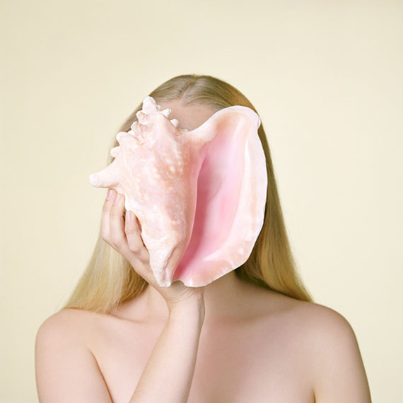 Petrina Hicks, Venus from The Shadows, 2013, pigment print, 100 x 100cm, edition of 8
