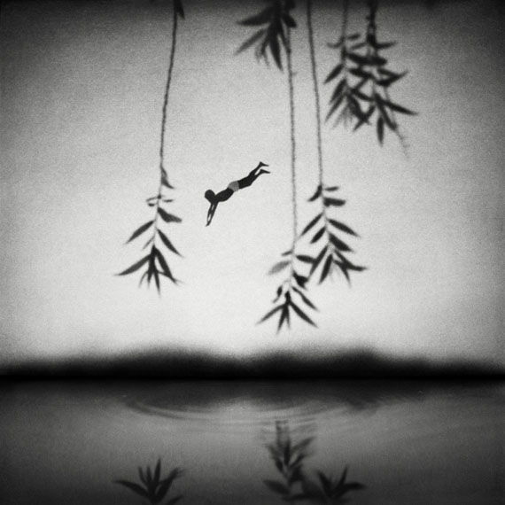 HUANG XiaoliangDrifting (2012) Archival Pigment Print on Fine Art Paper50cm x 50cmEdition of 8