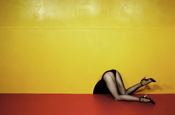 Charles Jourdan – Frühjahr 1979 © The Estate of Guy Bourdin, 2013