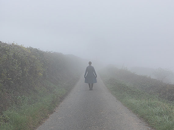 Elina Brotherus, Le Chemin, from the series 12 ans après, 2011. Courtesy of the artist. © Elina Brotherus