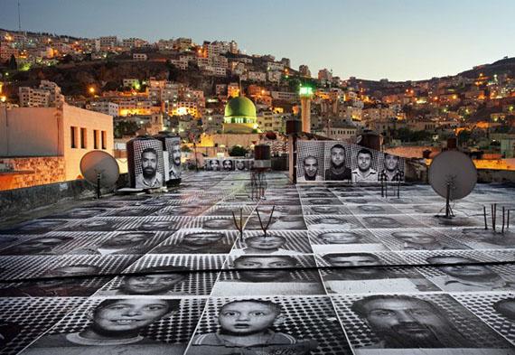 naplouse, palestine, 2011 © jr jr-art.net