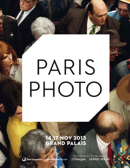 Paris Photo 2013- 163 exhibitors