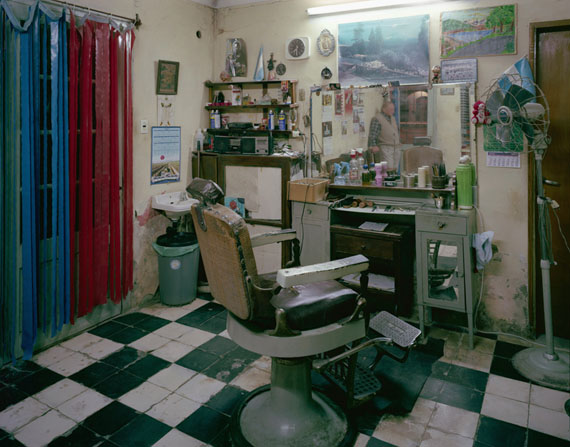 Town Barber, 2013