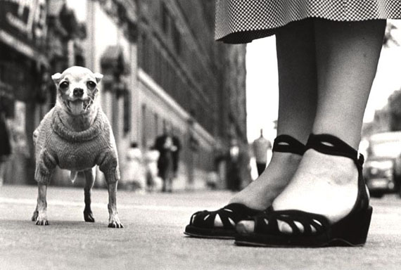 New York City, 1946 © Elliott Erwitt, Courtesy Edwynn Houk Gallery