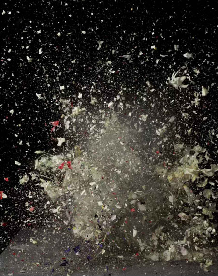 Ori Gersht, Blow Up: Untitled 07, 2007 ©The Artist and Mummery + Schnelle