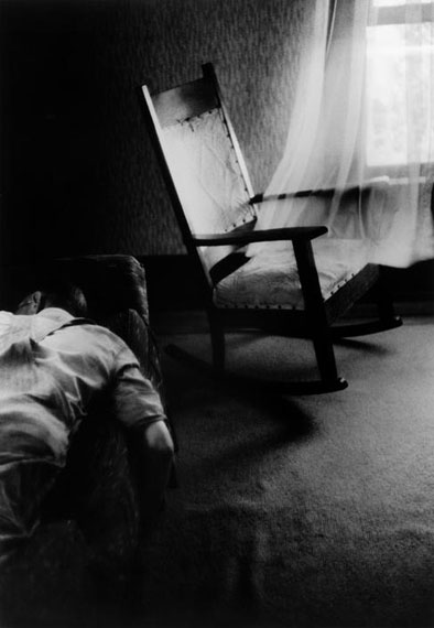 Centralia, Kansas, USA, 1956© Erich Hartmann / Magnum Photos / Courtesy of Galerie °Clair